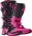 Fox Racing US Size 8 Motorcycle Boots