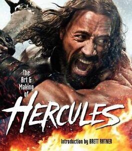 The Art and Making of Hercules by Linda Sunshine