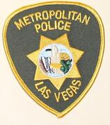 Nevada Police Patches