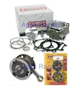 CRF450R 511CC 2002-2008 Big Bore Cylinder HotRods Stroker Crankshaft Crank Kit