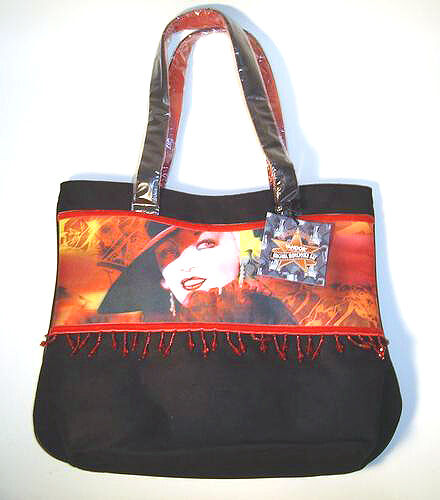High Quality Large Mae West Tote Bag