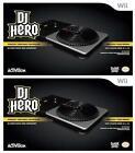 DJ Hero Turntable Wii