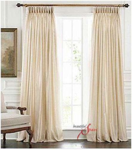 Pinch Pleated Thermal Insulated Drapes: Pinch Pleated Drapes 95