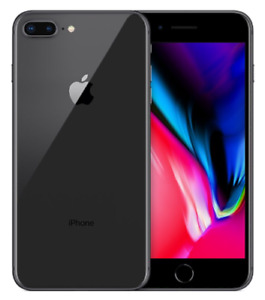 Apple iPhone 8 Plus 256GB Factory Unlocked Space Gray