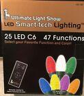 LED C6 Light Bulbs