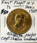 Lucky Lindbergh Coin