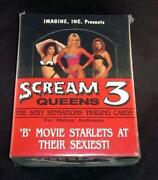 Scream Queens Cards