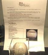Boston Red Sox Team Signed Baseball