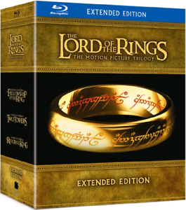 Looking for Lord of the Rings Extended Edition on Blu Ray!