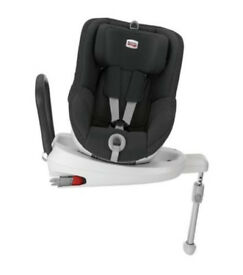 britax duel fix 360 isofix carseat rrp 400 brand new
