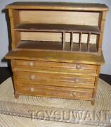 Antique Doll Furniture