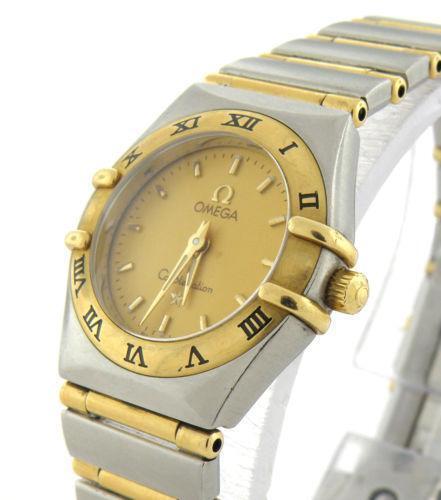 rolex quartz gold