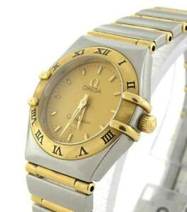 omega constellation wristwatches omega constellation 18k