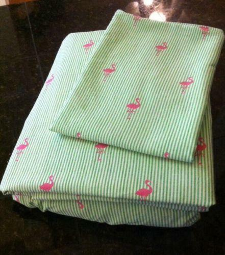 Flamingo Sheets Ebay