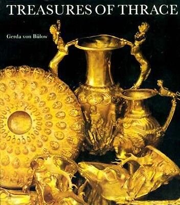 """Treasures of Thrace"" Gold Ancient Bronze Age Balkan Bulgaria Iliad Trojan Ally"