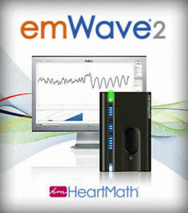 HeartMap emWave 2 monitor
