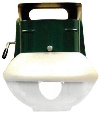 Hunter Gas Light (Humphrey Indoor Propane Gas Light Hunter Green 9GR uses preformed mantles)