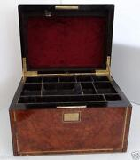 Antique Vanity Box