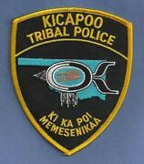 Oklahoma Police Patch