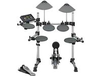 Yamaha DX Explorer Electronic Drum Kit , near perfect condition. Reduced for quick sale!