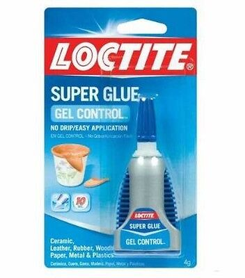 Henkel Loctite 234790 50 Pack Loctite Super Glue Gel Control