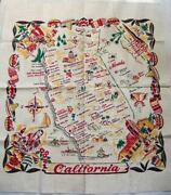 Vintage State Tablecloth