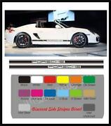 Porsche Decal