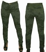 Womens Army Trousers