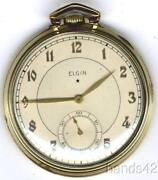 Elgin 17 Jewel Pocket Watch