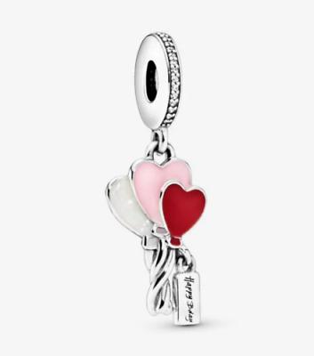 Pandora Charm Sterling Silver My Beautiful Wife Locket Heart