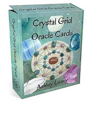Crystal Grid Oracle Cards!