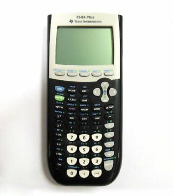 Texas Instruments 84pl/clm/1l1/b Ti 84 Plus Graphics Calc