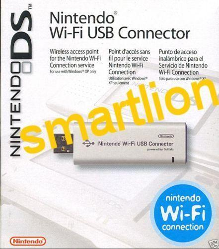 nintendo ds wi fi usb connector ebay. Black Bedroom Furniture Sets. Home Design Ideas