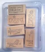 Stampin Up Stamp Sets