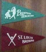 St Louis Browns Pennant