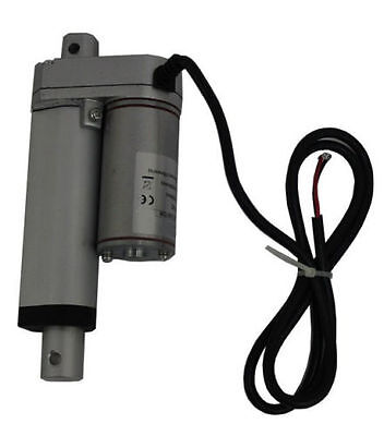 Multi Function Heavy Duty Linear Actuator  Stroke 225Lb Max Lift Output 12V Dc
