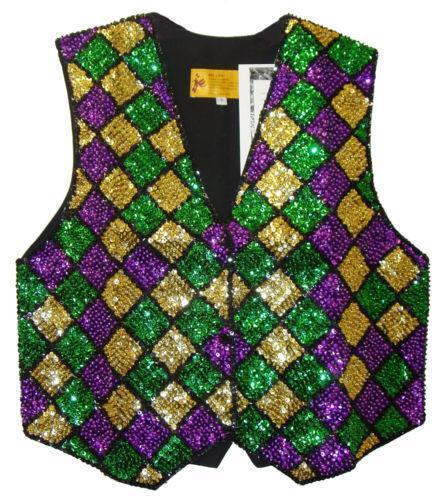 Sequin Vest Ebay