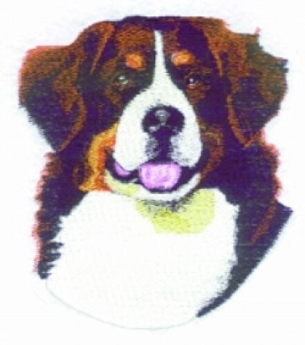 Embroidered Fleece Jacket - Bernese Mountain Dog BT3514  Sizes S - XXL