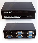 VGA Video Splitter