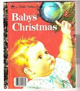 Little Golden Book Baby's Christmas