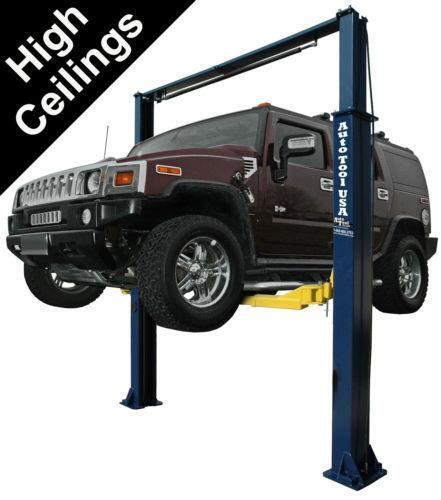 Used two post car lifts ebay 12