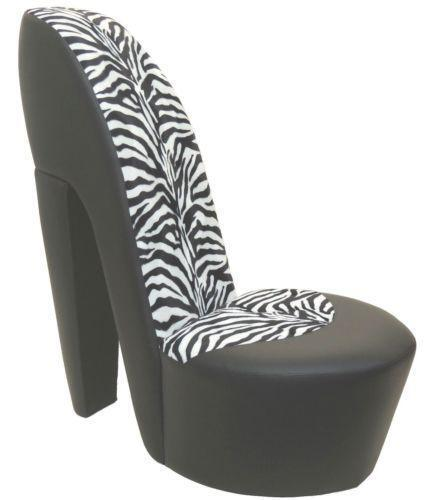 Delicieux Stiletto Shoe Chair | EBay