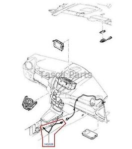 ford sync parts accessories ebay 2010 Ford Edge Wiring Harness Diagram ford fiesta sync