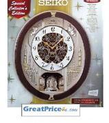 Swarovski Clock