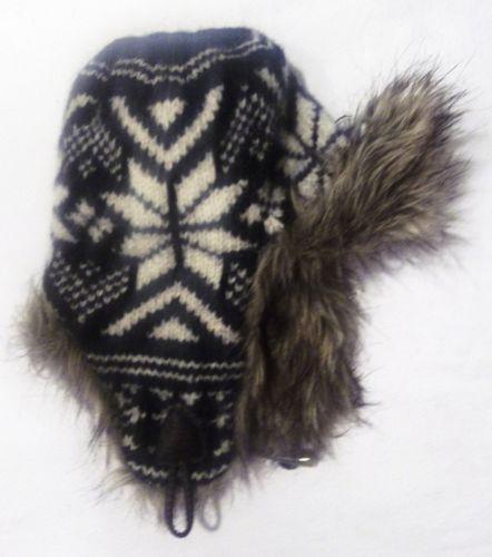 American Eagle Trapper Hat Ebay