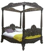 Antique Four Poster Bed