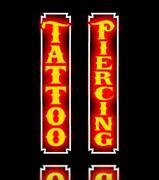 Tattoo LED Sign