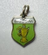 Silber Wappen