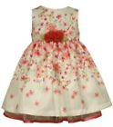 Bonnie Jean 12 Months Polyester Dresses (Newborn - 5T) for Girls