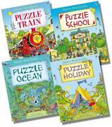 Usborne Puzzle Books